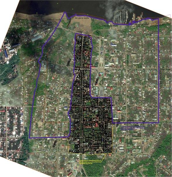 За топографическую съемку центра Чистополя две компании получат 2,8 млн рублей