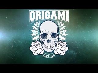 ORIGAMI - Без лишних слов (live in Moscow 2015)
