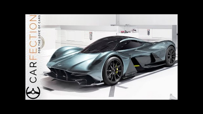 AM-RB 001 Aston Martin and Red Bull Racing Made A Hypercar - Carfection