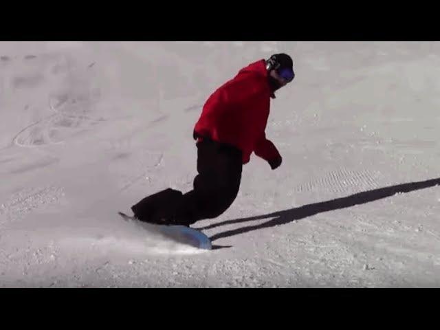Сноуборд Карвинг Как изучить карвинг на сноуборде