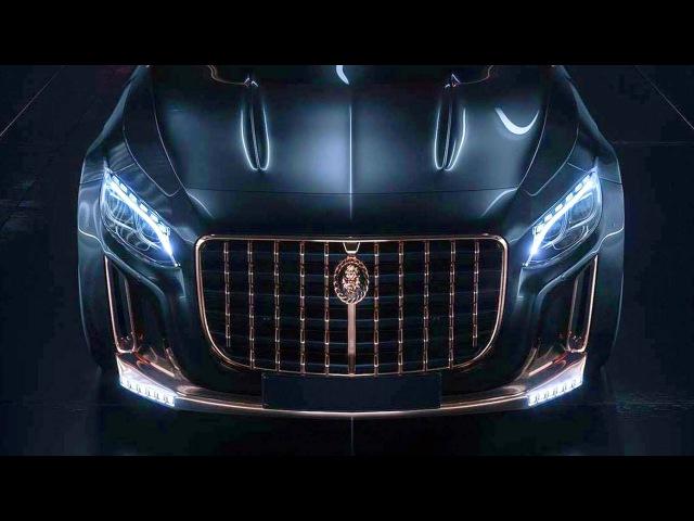Scaldarsi Emperor I or super luxury Mercedes-Maybach S600 scaldarsiemperor