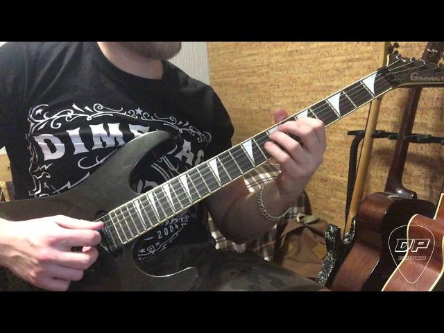 Лик мне запилил - DP Guitar Lick 2 (Chicken Picking Idea)