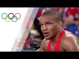 Men's Greco Roman 85kg Gold Medal