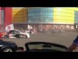 Дрифт на премьерном показе фильма Форсаж 6 в Краснодаре