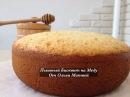 Пышный Бисквит на Меду Очень Легкий и Вкусный Рецепт Sponge Cake with Honey English Subtitles