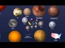 Настоящие размеры вселенной САМ ЗАЛИП на 6 минут и ВАМ РЕКОМЕНДУЮ