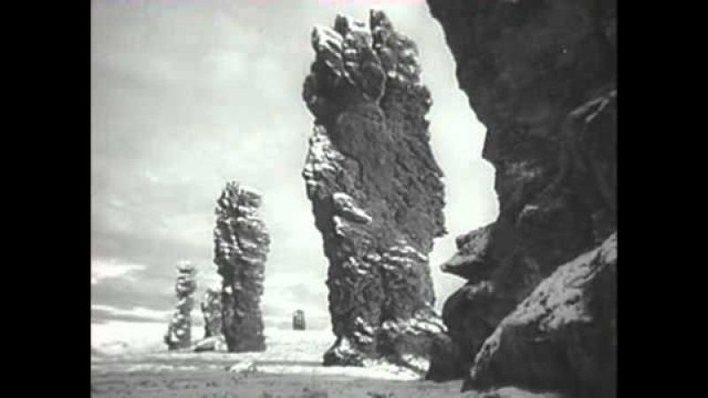 На гору каменных идолов