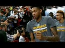 The Los Angeles Lakers in the summer League mix 2016