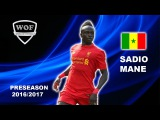 SADIO MANE | Liverpool | Goals, Skills, Assists | Preseason 2016/2017 (HD)