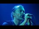 Radiohead Creep Paris Zenith 2016