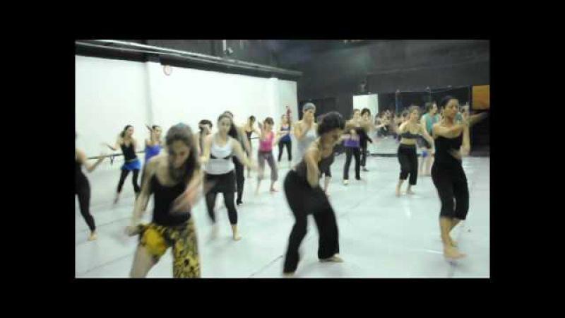 Seminario Simbología orixa - Link Danza - Silvestre Technique