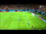 Гол Марио Балотелли Англия-Италия (1:2 Второй тайм). Чемпионат мира по футболу 2014