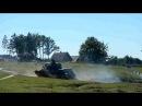 НАШИ ПОБЕДИЛИ День Танкиста Праздник на Линия Сталина 08 09 2013 world of tanks