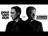 Paul Van Dyk vs. Armin Van Buuren (DJ Mix By Jean Dip Zers)