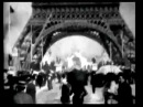 1900 - Panorama of Eiffel Tower - 1st Camera Tilt - James H. White | Thomas Edison