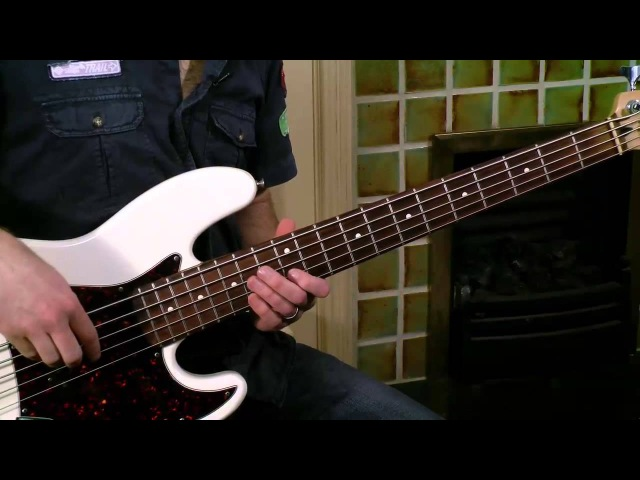 Lead Me To The Cross (Hillsong) - Worship bass lesson