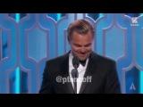 """Видео on Instagram: """"Лео получил долгожданный Оскар ?☺️?#ptencoff"""""""