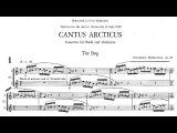 Einojuhani Rautavaara - Cantus Arcticus (1972)