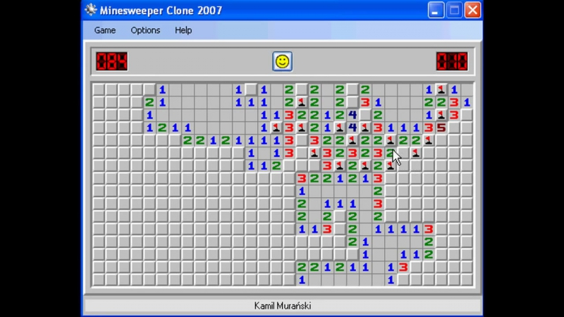 Minesweeper Expert 31.133 seconds World Record