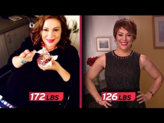 Alyssa Milano Reveals Exactly How Much Post-Baby Wight 2016