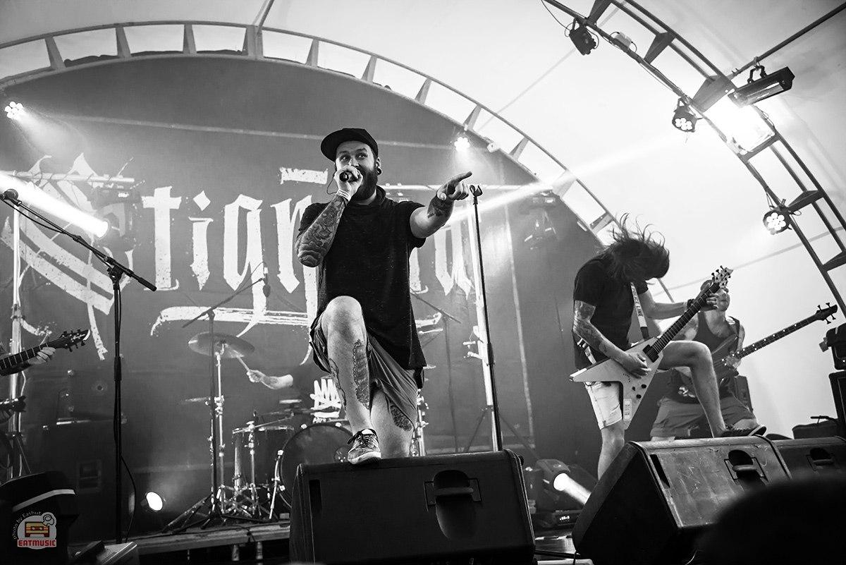 концерт группы Stigmata в ПОРТу