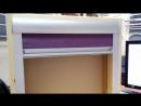 Видео новинки Рулонные шторы на мансардные окна Velux и Fakro