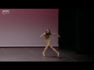Алёна Ковалёва, соло из балета «Весна священная»