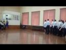 Выступление 8 класса Б
