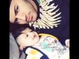 Отец и сын,как  милоо