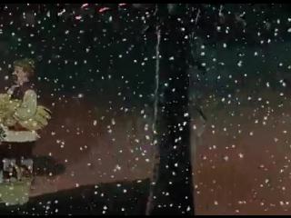 Двенадцать месяцев  (1956г) - новогодная сказка С. Маршака (советский мультфильм)
