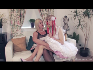 Lady Nina Birch - Pretty Frilly Sissy