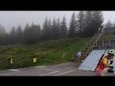 3 часть, смешанная эстафета,Чемпионат Украины по летнему биатлону среди юниоров и юниорок- 06.08.2016,Тысовец