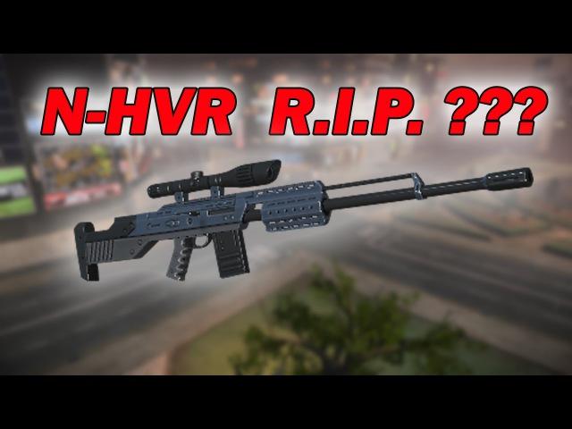 N-HVR R.I.P. ... или нет?