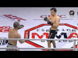 Абдулхамид Юсупов vs Эмин Гусейнов. GEFC-AZFC MMA fighting Series-2