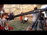 Съемки фильма Как это выглядит на площадке Ушёл по дальше от Суеты
