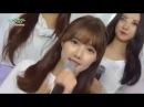 160129 GFriend (여자친구) & RYEOWOOK (려욱) - Comeback interview @ 뮤직뱅크 Music Bank
