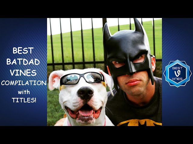 BEST BatDad Vines with Titles! - BatDad Vine Compilation 2016 | BEST VINES