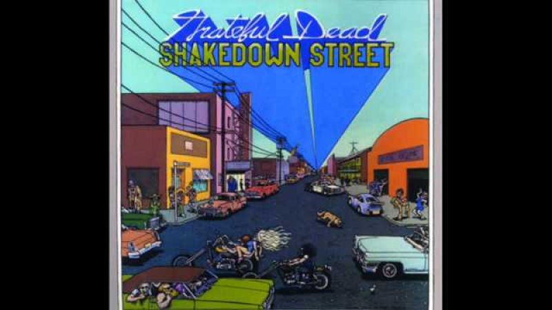 Grateful Dead Shakedown Street Studio Version
