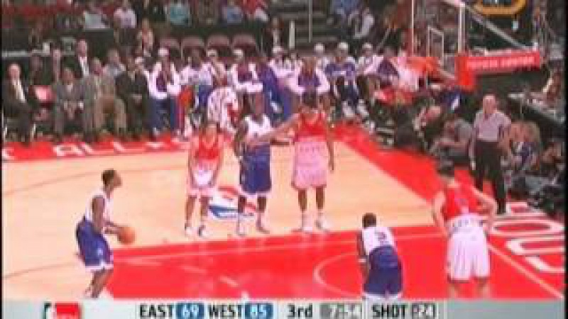 19.02.2006 NBA All-star Game