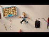 Making FLIPPY. Discover the magic of the stop motion animation