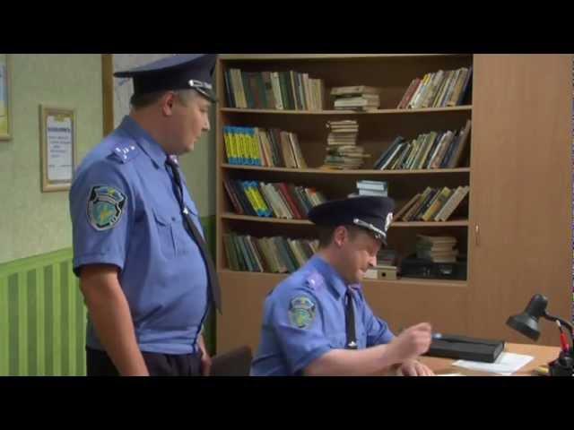 Милицейская академия 2 2007 2 серия