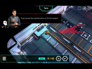 Star Chindy: SciFi Roguelike on Nvidia Shield Tablet (Android)