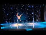 Yvonne Smink showcase - Greek Pole Dance Championship 2016 by Rad Polewear