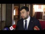 Председатель Народного Совета ДНР Денис Пушилин о Дне памяти и скорби. Актуально
