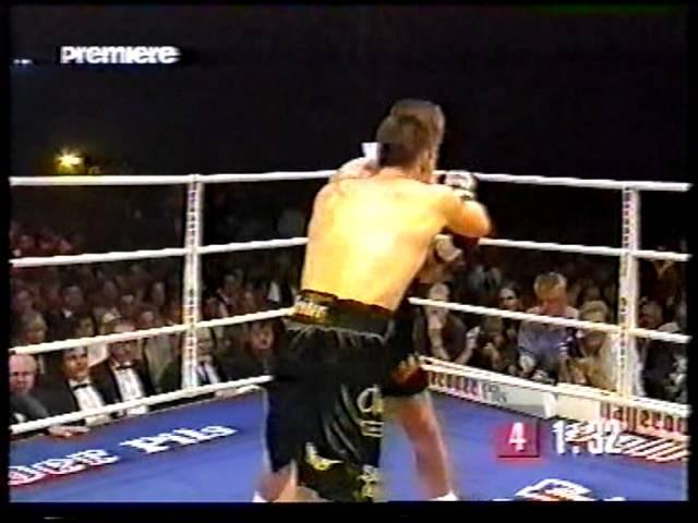 Михальчевски - Рокиджани / Dariusz Michalczewski vs Graciano Rocchigiani I [Full Fight]