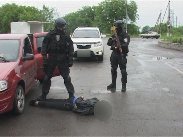 На Одещині затримали групу зловмисників, які здійснювали розбійні напади