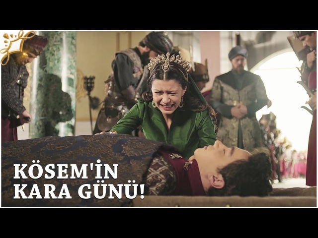 Muhteşem Yüzyıl Kösem 28.Bölüm | Kösemin kara günü!