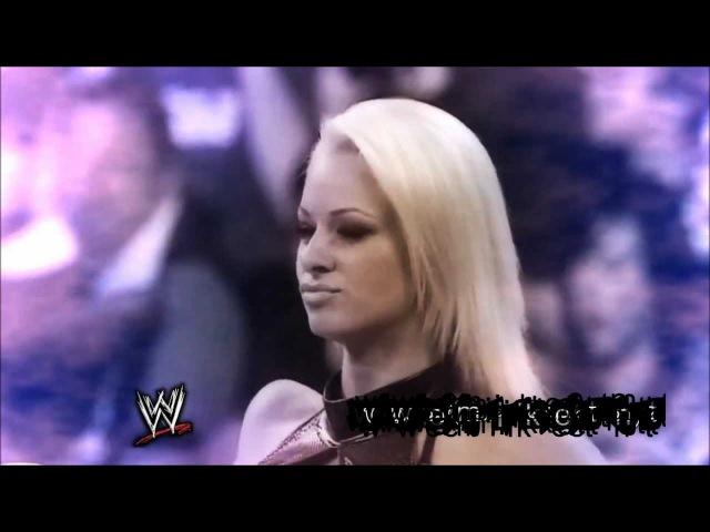 WWE Maryse and The Miz Titantron HD