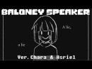 【Undertale】 (ver. Chara Asriel) 【English】