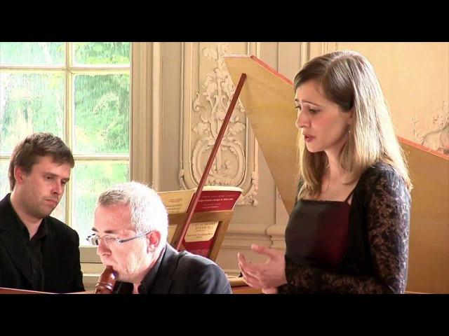Ensemble ALIA MENS, J'avais crû qu'en vous aymant - Chantilly, 4 juillet 2013